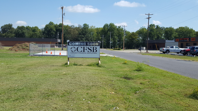 CFSB is coming to Mayfield!